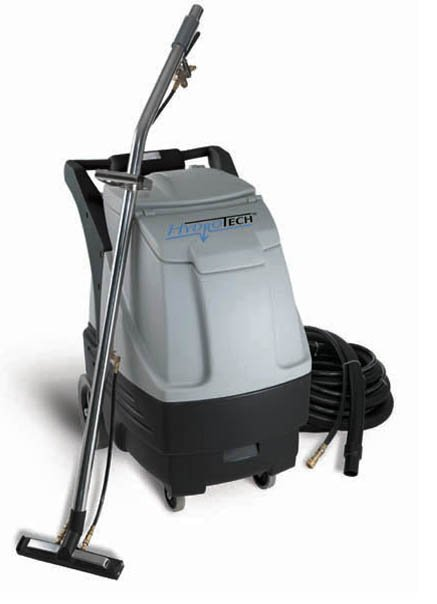 HydroTech portable carpet cleaning machine