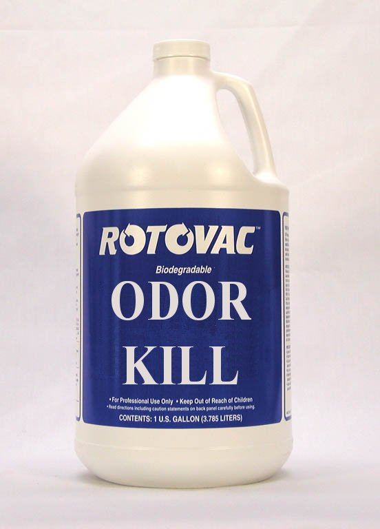 Rotovac Odor Kill Carpet Cleaning Chemical