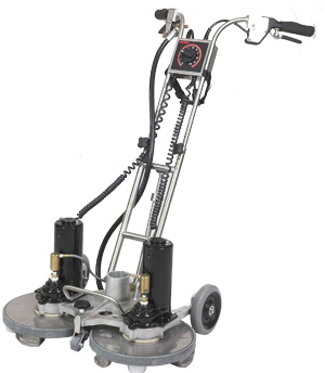 Rotovac Widetrack Professional Carpet Cleaning Machine