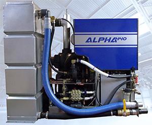 Alpha 440 Amp 440hp Truckmount Carpet Cleaning Equipment