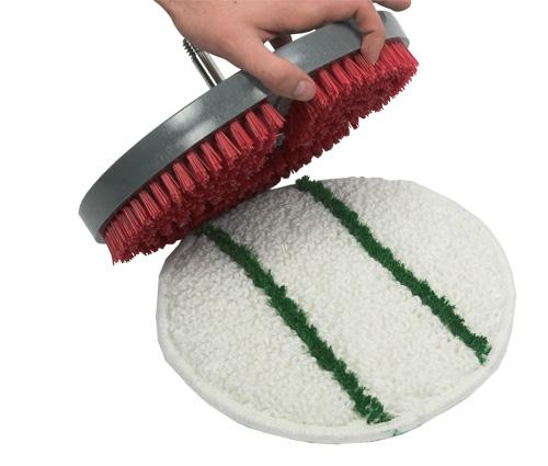 carpet bonnet machine