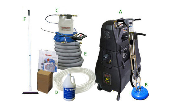 Carpet Cleaning Business Start Up Package Page 2 Interface
