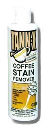 Core's Tann-X Coffee Stain Remover