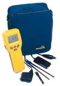 GE Protimeter MMS Moisture Detection Instrument carpet cleaning machines