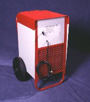 Ebac BD150-CR dehumidifier carpet cleaning machines