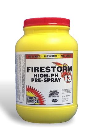 Pro's Choice Firestorm