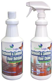 green logic hardwood u0026 laminate floor cleaner is a water based ready to use and non toxic laminate floor cleaner is tailor designed for
