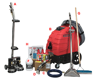 Carpet Cleaning Business Startup Opportunities