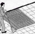 Mopping Procedures Illustration 4
