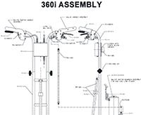 Rotovac 360i Parts