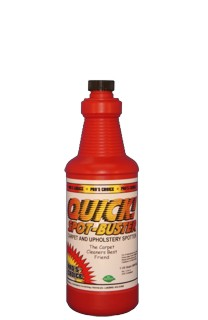 prou0027s choice quick spot buster home u003e carpet cleaning