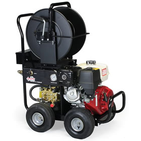 roll cage gas jetter