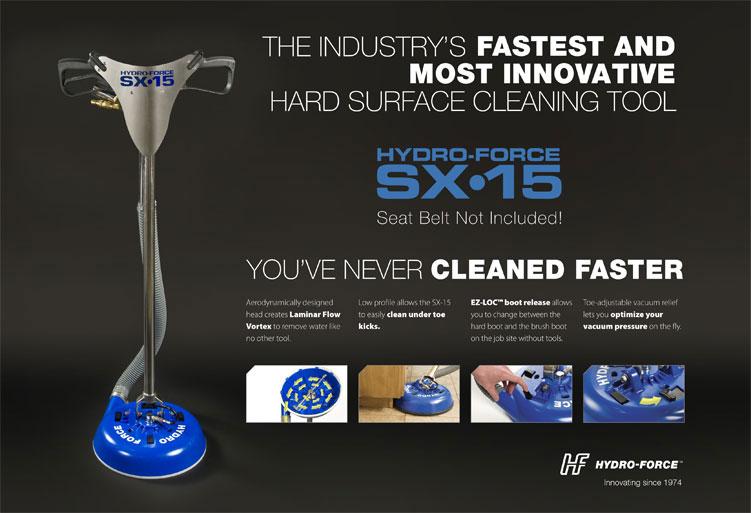 HydroForce SX-12