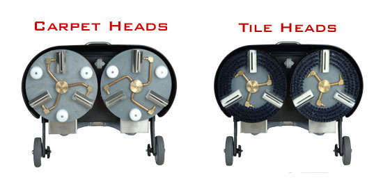 ... Gear Motors; Carpet Pile Height Adjustment Wheel; Guaranteed to improve your cleaning