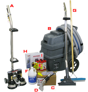 Carpet Cleaning Business Carpet Cleaning Equipment